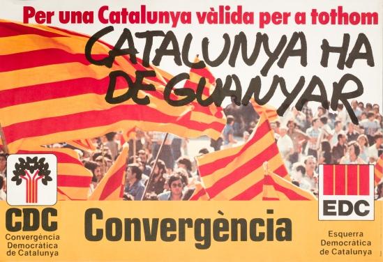 Per una Catalunya vàlida per a tothom. Catalunya ha de guanyar